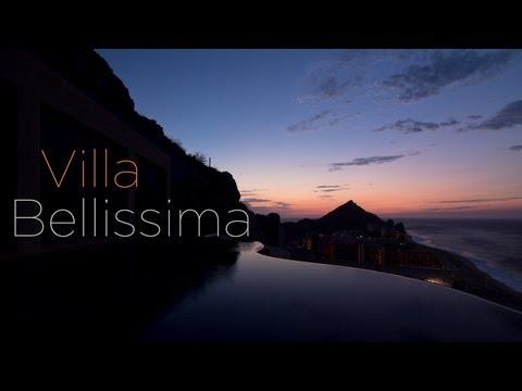 The Incomparable Villa Bellissima in Cabo San Lucas - Mexico
