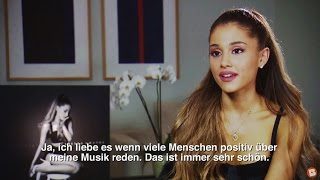 15 Fragen an Ariana Grande - Close Up Interview