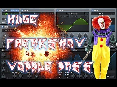 Sound Design #12 - Serum Huge Freakshow Dubstep Wobble