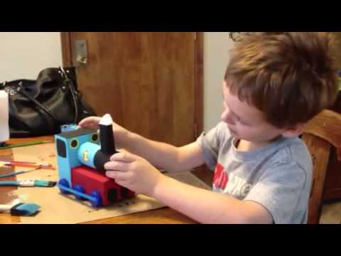 Thomas Project Part 4
