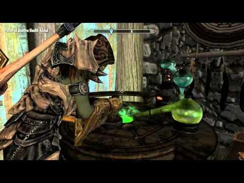 How to get 100 alchemy - Skyrim