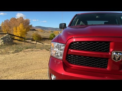 2013 HEMI Ram 1500: Top 3 Unexpected Surprises