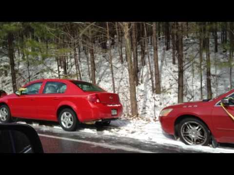 Atlanta Snow Storm Snowpocalypse Snowmageddon 2014