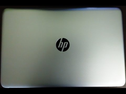 HP 15-af024AU AMD A8 –7410 APU Notebook- Unboxing And Overview