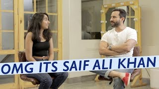 Saif Ali Khan Likes My Videos (NOT) | #RealTalkTuesday | MostlySane