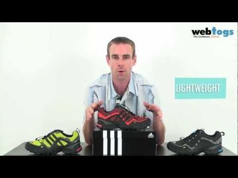 Adidas Men's Terrex Fast X FM GTX Hiking Shoes - Lightweight, waterproof trail shoes