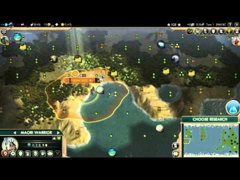 Civilization 5 - Guide - Starting location