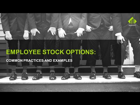 Employee Stock Option Agreement: Common Practices And Examples