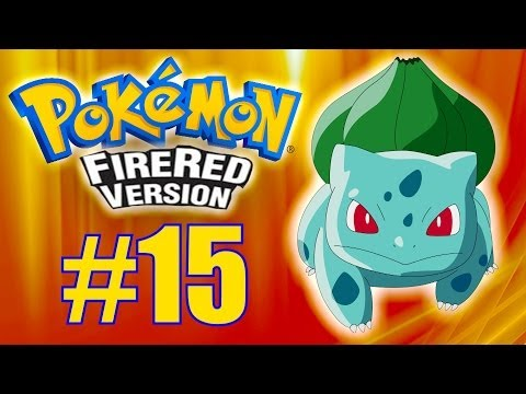 Pokemon Fire Red Walkthrough - Part 15 - Welcome to Silph Co!