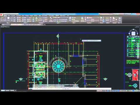 Fire Fighting System Design Drawings / Fire Designer