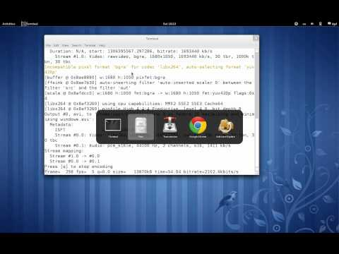 gnome 3 in fedora 15 maximizing and minimizing windows and work spaces