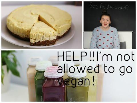 My Parents Won't Let Me go Vegan!
