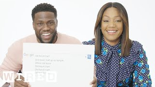 Download Kevin Hart & Tiffany Haddish Answer the Web's Most Searched Questions | WIRED Video