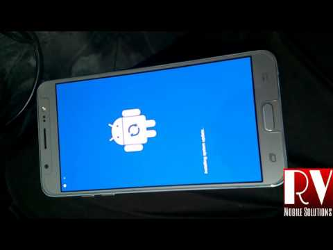Samsung J7 Unlock Google Account