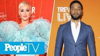 Jussie Smollett Breaks His Silence, Katy Perry & Zedd Release New Song '365'   PeopleTV