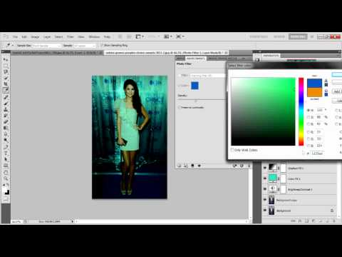 How To Color Photos For Tumblr In Photoshop CS5