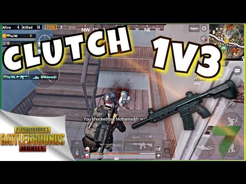 17 KILLS CLUTCH 1v3 PLAYS!!   PUBG MOBILE