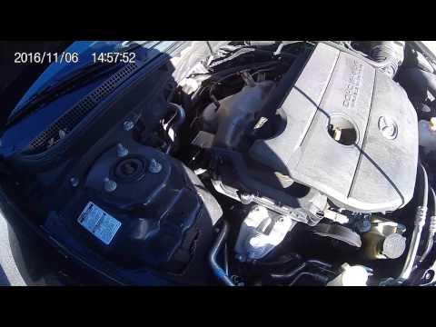 Oil Change Mazda 6