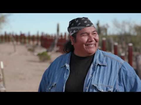 "THE TOHONO O'ODHAM NATION OPPOSES A ""BORDER WALL"""