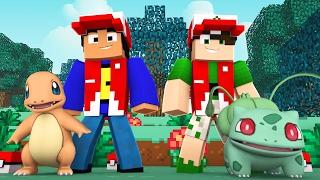 Minecraft: MELHOR SERVIDOR DE POKÉMON!