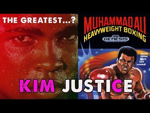 Muhammad Ali Heavyweight Boxing - The Greatest...? - Sega Mega Drive Review - Kim Justice