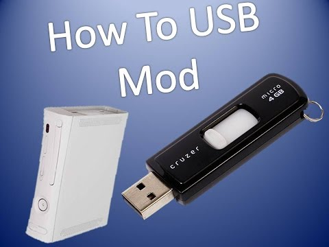 Xbox 360/ONE - How To USB Mod Any Game (Best Tutorial)
