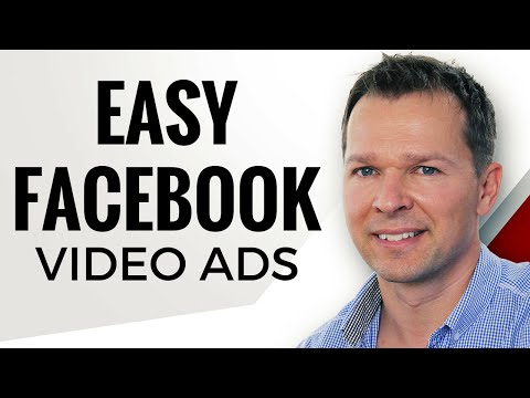 How To Easily Create Facebook Video Ads   YT