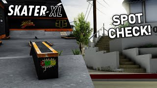 3 Community Maps Coming to Console | Skater XL Spot Check and What to Expect!