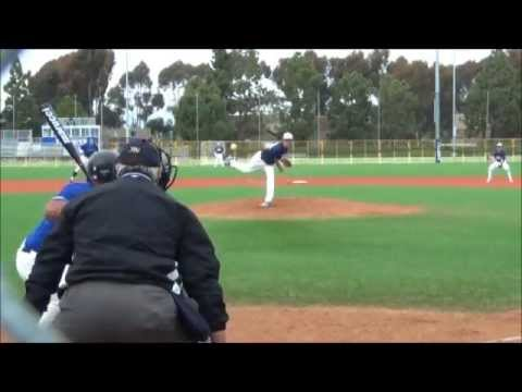 Matt Taylor RHP 2012 JV Highlights (Class of 2015)