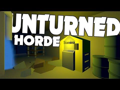 Horde Mode Concept REVIVED! (Unturned)