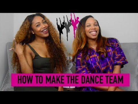How to Make the Dance Team