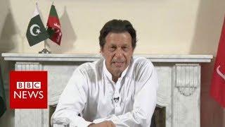 Imran Khan: Pakistani women's views on their incoming PM - BBC News