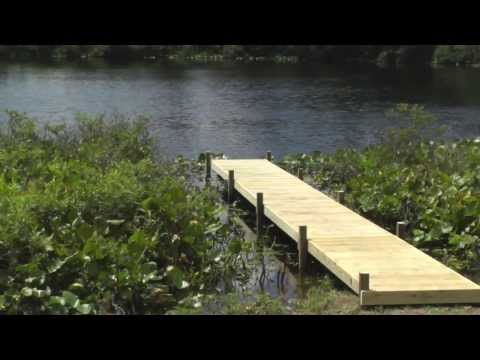 Great Lakes Waterfront Solutions: Hartford Dock Video
