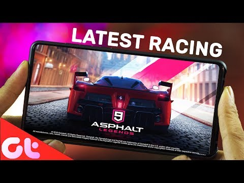 Top 7 Best New Racing Games For Android in 2018