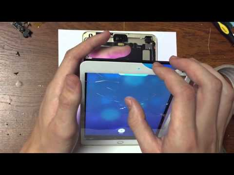 How To Repair iPad mini 3 Digitizer Glass Repair