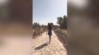 Young woman arrested in Saudi Arabia for wearing