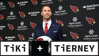 Are The Cardinals Overthinking The First Pick?  | Tiki + Tierney