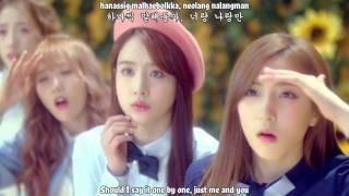 WJSN (Cosmic Girls) - MoMoMo MV (English Subs - Hangul - Roma) HD
