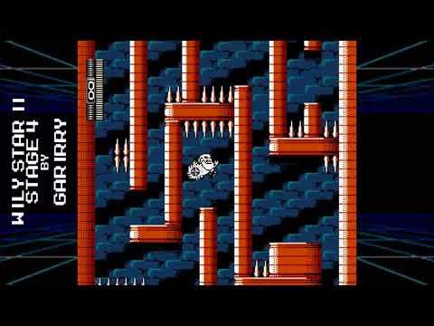 Make a Good Mega Man Level 2 Blind Run - Pt 45 - Garirry
