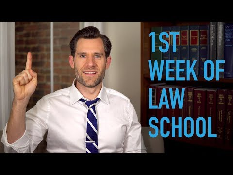 Crush Your First Week of Law School and Set Yourself Apart From Your Classmates