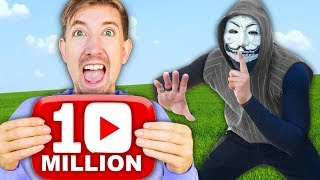 10 MILLION SUBSCRIBERS REVEALS PZ9 SECRET & YouTube Throws Party to Give Speech to Movie Executives!