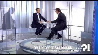 Comment vivre plus longtemps et en bonne santé ? Frédéric Saldmann #cadire 10-04-2015
