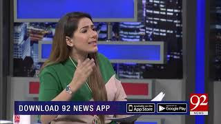 NIGHT EDITION With Shazia Akram | 20 October 2019 | Hafiz Hamdullah  | TSP