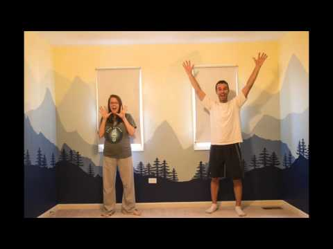 Painting the Nursery: A Time Lapse of the Baby's Room