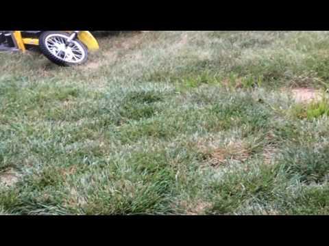 Epic dirt bike fail