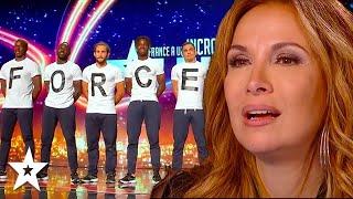 GOLDEN BUZZER DANCERS on Got Talent France 2020 | Got Talent Global