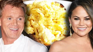 Which Celebrity Makes The Best Scrambled Eggs?
