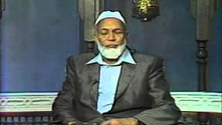 First series Short Talks (Ahmed Deedat)