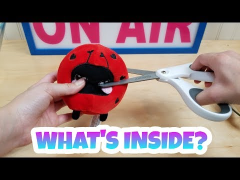 WHAT'S INSIDE MY SQUISHY SQUEEZE TOYS? SO MANY COOL SURPRISES & WE MADE REALLY COOL SLIMES!
