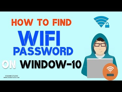 How to find Wi Fi passwords on your Windows 10 PC?